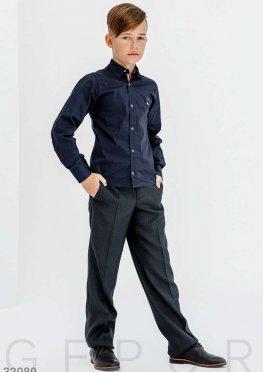 Трендовые школьные брюки