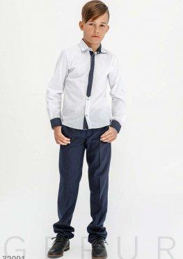 Классические детские брюки