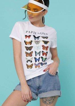 Бабочки футболка Boy-2