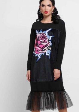 Роза платье Луиза д/р