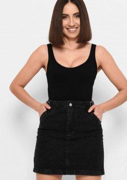 Джинсовая юбка Levure -31862-8