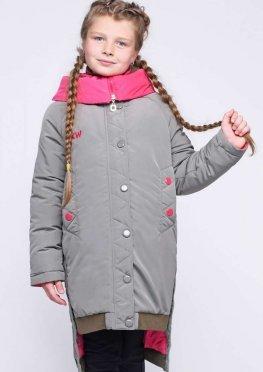 Куртка для девочки Letta DT-50304-1