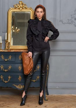 Блуза Арди черный