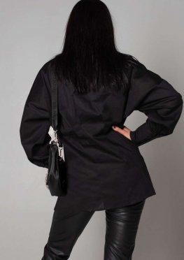 Блуза Эни черный