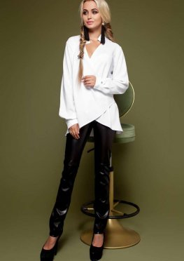 Блуза Гремми белый