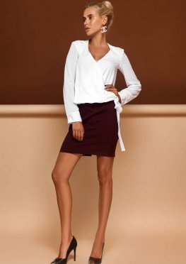 Блуза Изабель белый