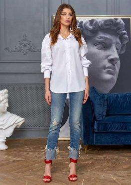 Блуза Марика белый