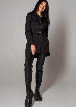 Блуза Тьера черный