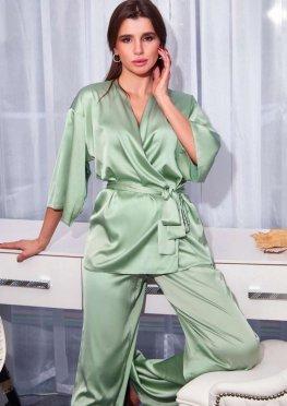 Пижама Лионе оливка
