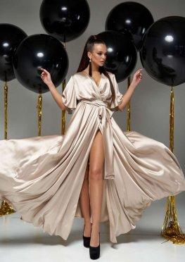 Платье Ариада бежевый