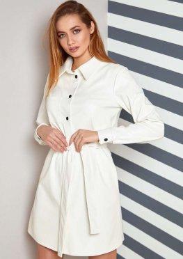 Платье Дали белый