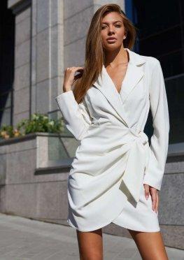 Платье Гермиона белый