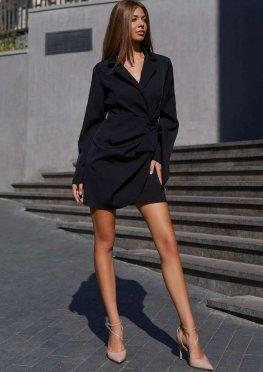 Платье Гермиона черный