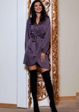 Платье Квинта черника