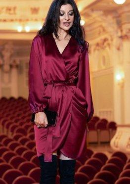 Платье Квинта винный