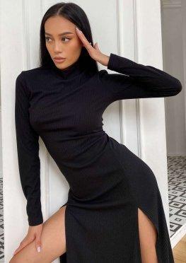 Платье Рената XXl черный