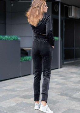 Прогулочный костюм Джей черный