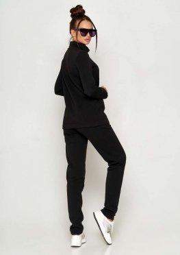 Прогулочный костюм Тейлор черный