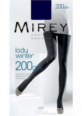 Lady Winter 200 den Mirey