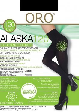 Alaska 120 den Oro