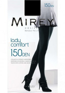 Lady Comfort 150 den Mirey
