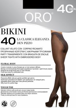 Bikini 40 den Oro