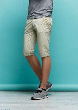 Мужские шорты Грег светлый серый