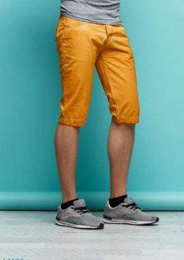 Мужские шорты Грег желтый