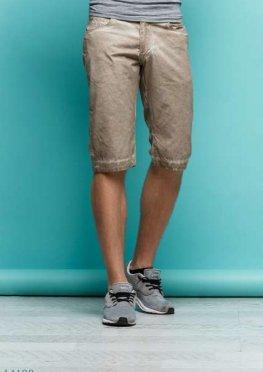 Мужские шорты Грег светлый коричневый