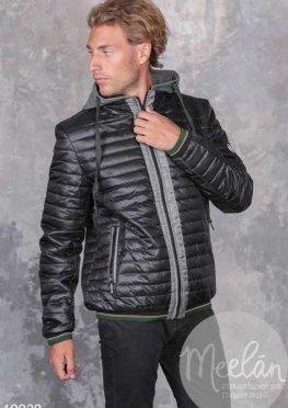 Мужская куртка 19939 черный