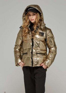 Mila Nova Куртка К-65 Золото