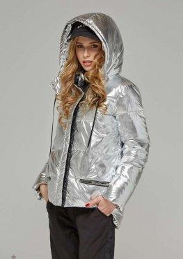 Mila Nova Куртка К-65 Металлик