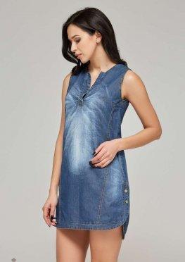 Mila Nova Джинсовое платье Ф-28