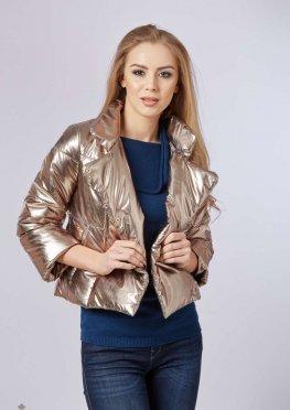 Mila Nova Куртка К-74 Золото