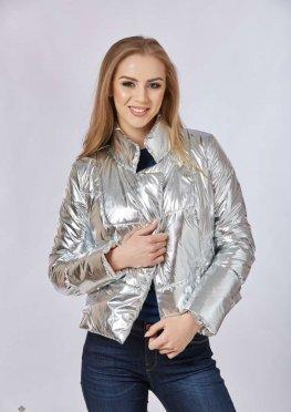 Mila Nova Куртка К-74 Металлик