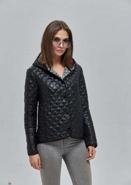 Mila Nova Куртка К-95 Чёрная