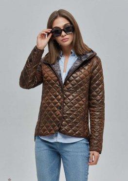 Mila Nova Куртка К-95 Шоколад