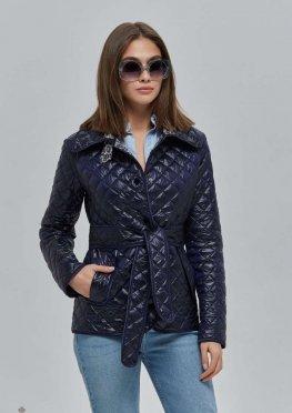 Mila Nova Куртка К-93 Синяя