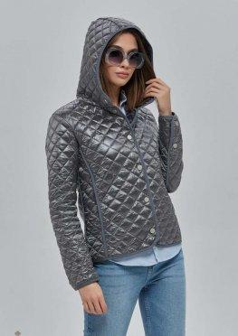 Mila Nova Куртка К-95 Серая