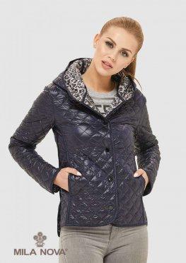 Mila Nova Куртка К-95 Синий