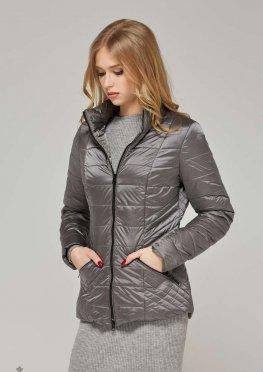 Mila Nova Куртка К-63х Серый