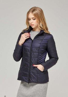 Mila Nova Куртка К-63х Синяя
