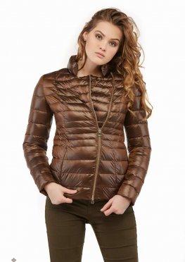 Mila Nova Куртка КВ-17 Шоколад