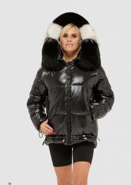 Mila Nova Куртка К-104 Черная
