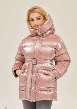 Mila Nova Куртка К-127 Розовая