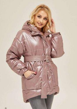 Mila Nova Куртка К-123 Розовая