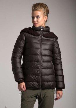 Mila Nova Куртка К-18 Шоколад