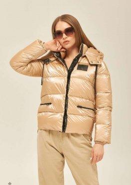 Mila Nova Куртка К-65 Бежевая