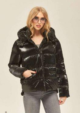 Mila Nova Куртка К-65 Черная
