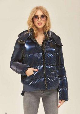 Mila Nova Куртка К-65 Синяя